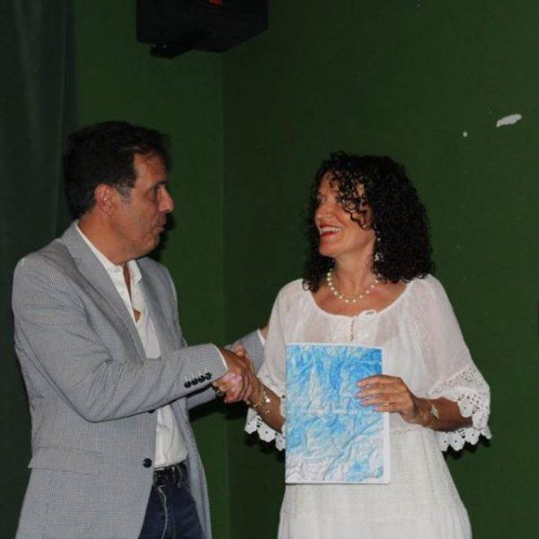 Premio Naz.di poesia Isola d Elba 4° Classif. VIDEOP. Mare d'amare