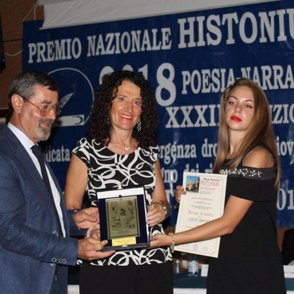 Premio Naz.Histonium Vasto 9-2018- Premio speciale Umbria