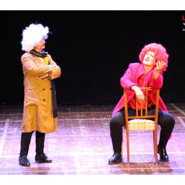 Spettacolo teatrale Cinema Esperia Labor.Teatr.Roberto Biselli Unilibera Bastia U. 5-2019